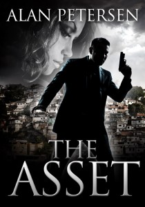 "Book cover for ""The Asset"""