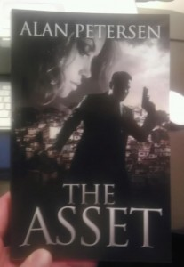 Paperback version of The Asset