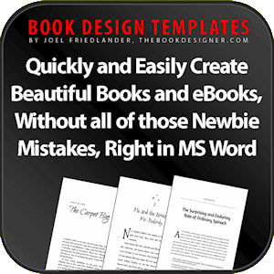 CreateSpace Book Design Templates