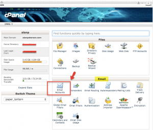 How to add Cpanel email to Gmail