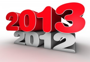 New Year 2013 Indie Publishing