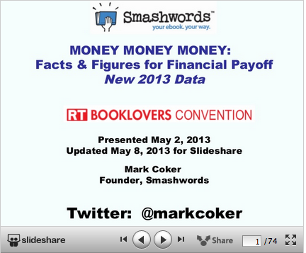 Book Pricing According to Smashwords Survey