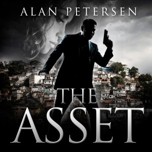 ACX Audible Book Cover for The Asset