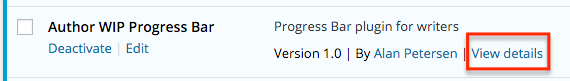 WordPress 4.4 Plugin Compatibility