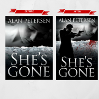 Book Cover Resign for She's Gone