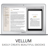 Vellum ebook formatting