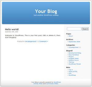 fixing WordPress hacked site
