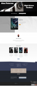Divi Theme for Authors