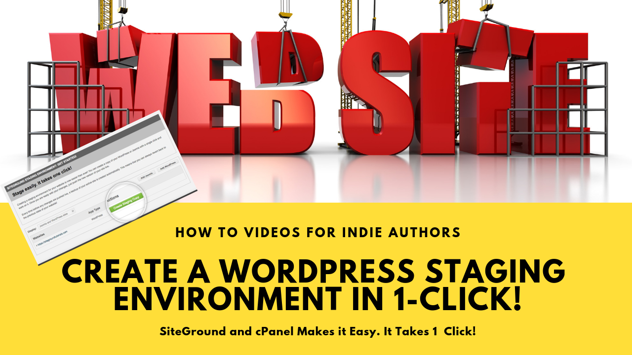 How to set up Staging Environment for WordPress