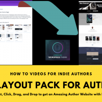 Author Website with Divi