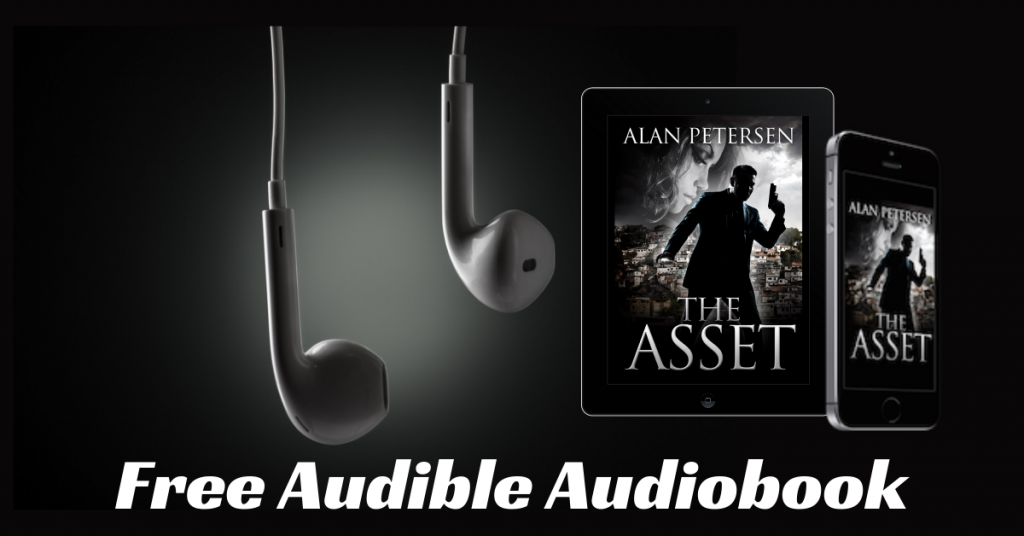The Asset free thriller audiobook