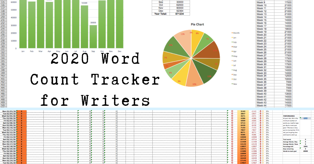 Download 2020 Word Count Tracker
